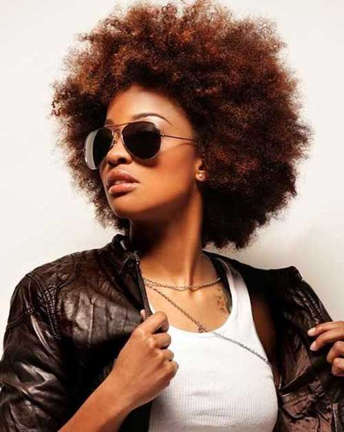 Short Haircuts for Black Women 2015-12