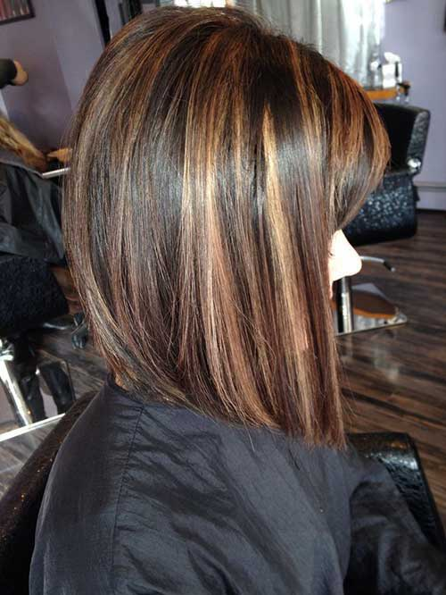 Short Haircuts with Highlights-12