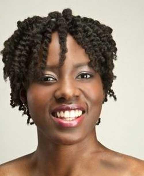 Short Hairstyles For Black Women 2015-12