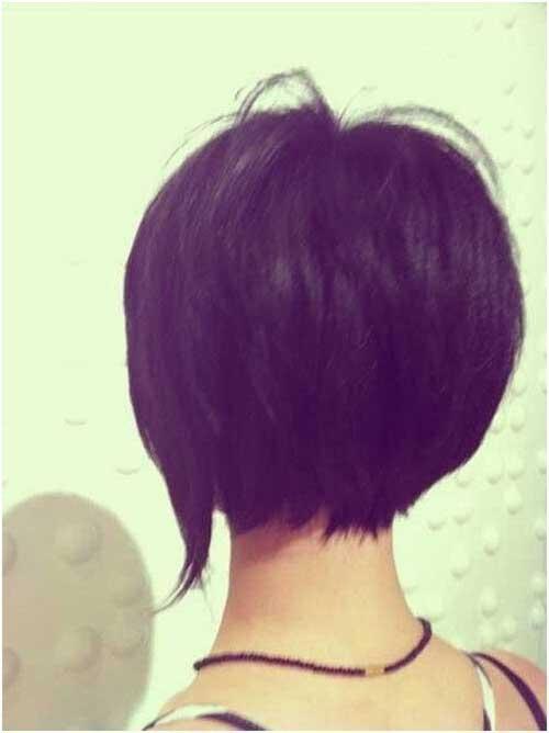 Short Length Hair Styles-12
