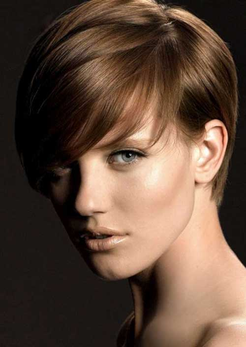 Brown Pixie Cuts-13