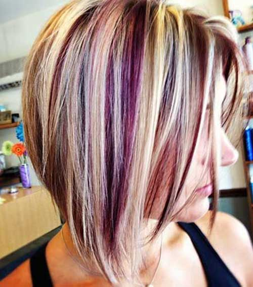 Color For Short Hair-13