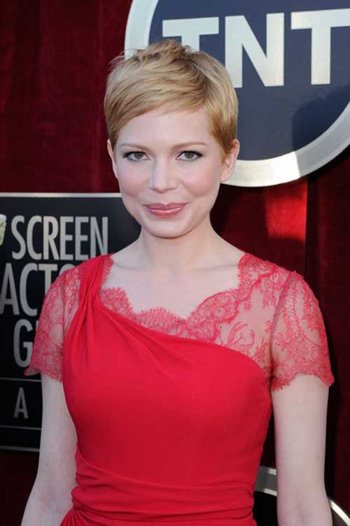 Michelle Williams Pixie Cuts-13