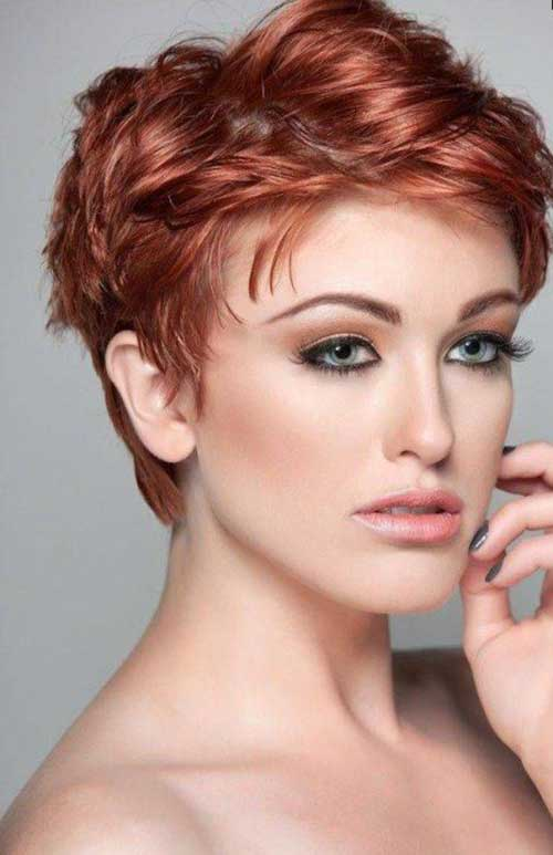 Short Hair Color Trends 2015-13