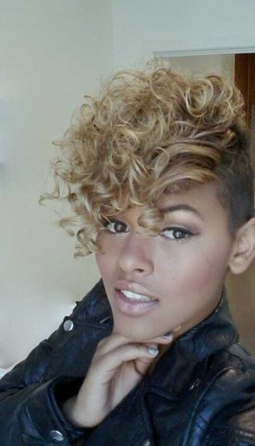 30 Short Haircuts For Black Women 2015 2016