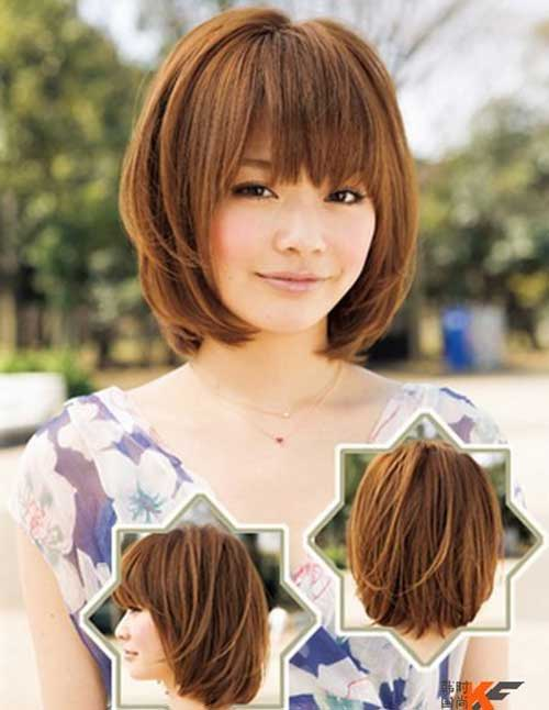 Stupendous 30 Super Short Haircuts With Bangs Short Hairstyles 2016 2017 Short Hairstyles Gunalazisus