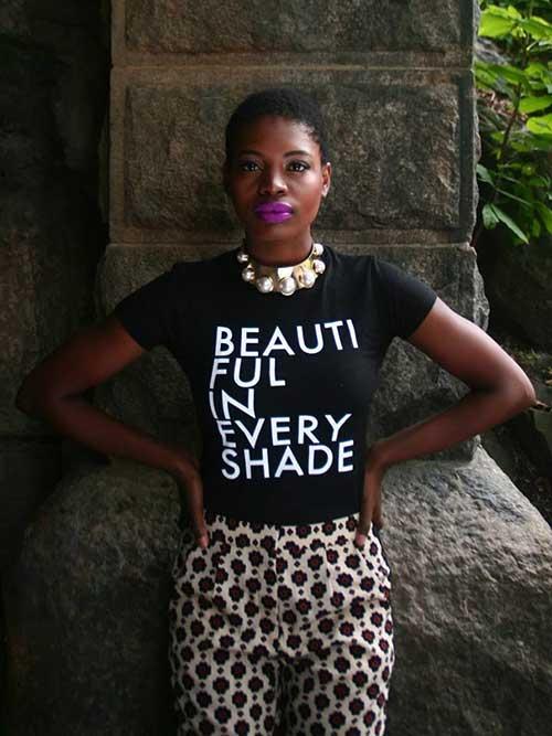 Short Hairstyles For Black Women 2015-13