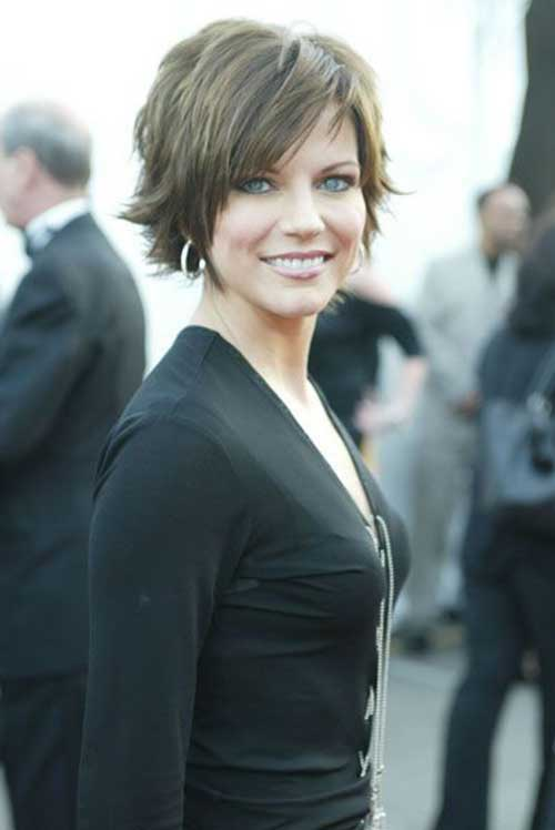 Short Layered Hair-13