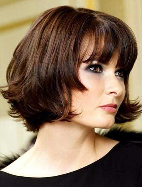 Short Length Hair Styles-13