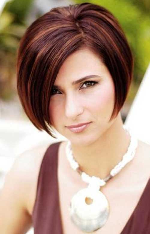 Short Hair Color Trends 2015-14