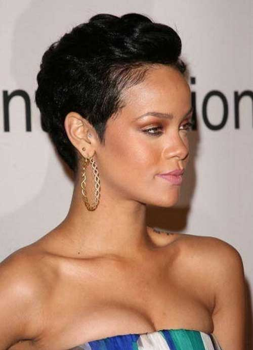 Short Haircuts for Black Women 2015-14