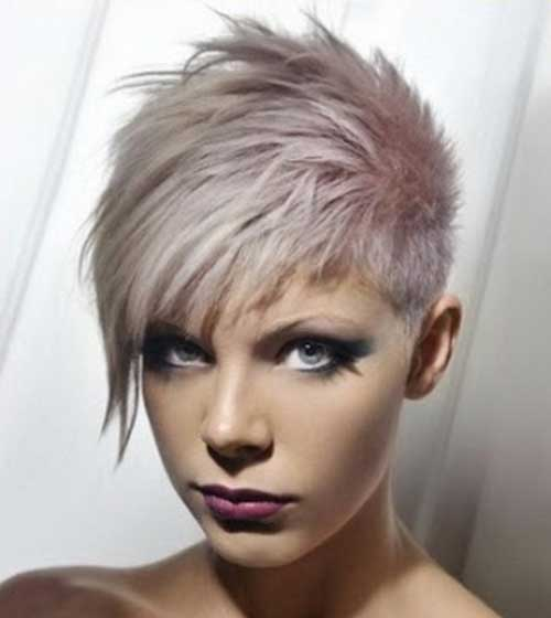 30+ Super Short Hair Styles 2015