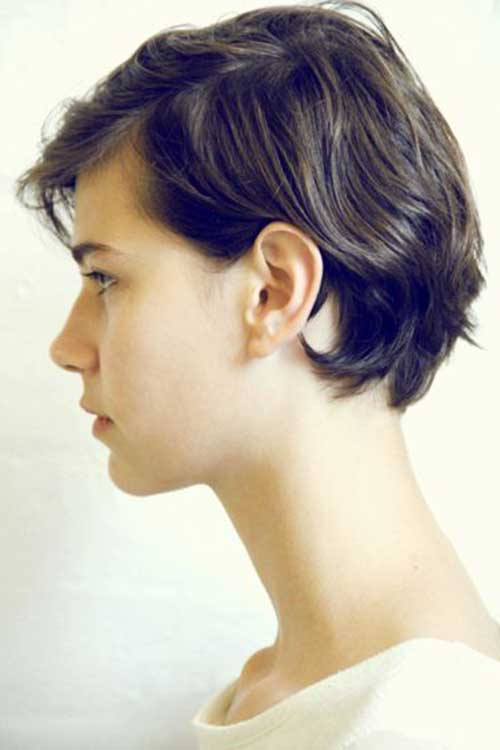 Cute And Easy Hairstyles For Short Hair-15