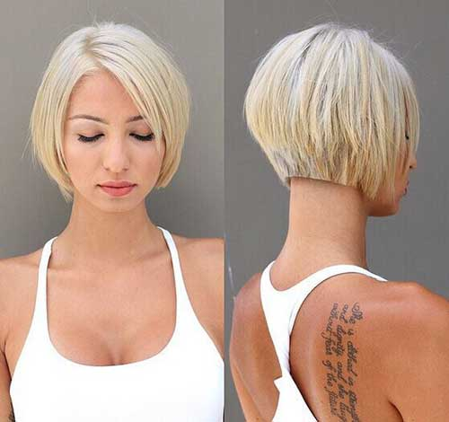Cute Short Haircuts 2014-15