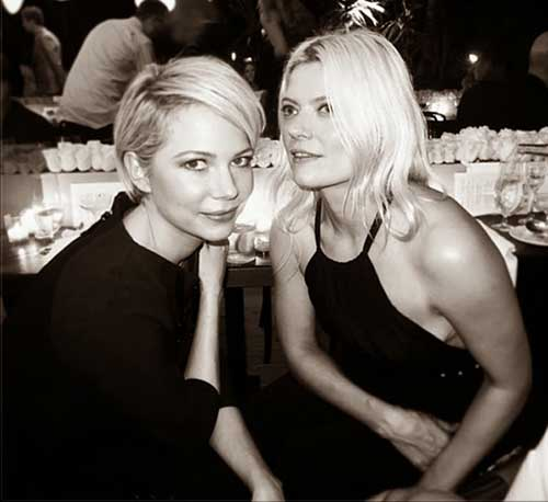 Michelle Williams Pixie Cuts-15