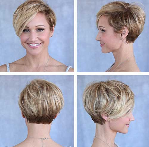 Short Hair Cut Styles-15