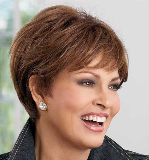 Outstanding 20 Best Short Hair For Women Over 50 Short Hairstyles 2016 Hairstyle Inspiration Daily Dogsangcom