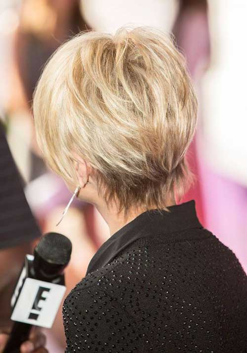 Short Haircuts with Highlights-15