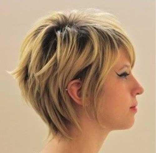 Cute Short Haircuts 2015-16