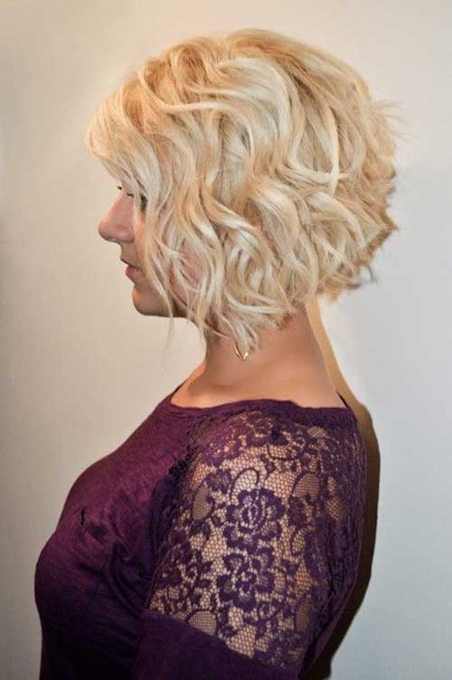 Short Curly Hairstyles 2015-16