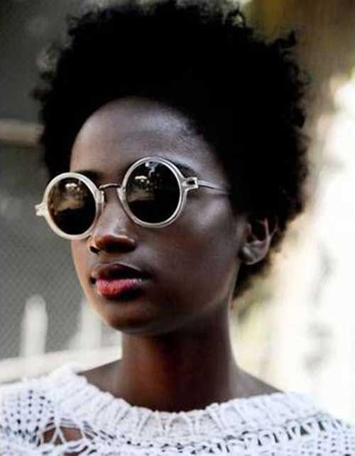 Short Hairstyles For Black Women 2015-16
