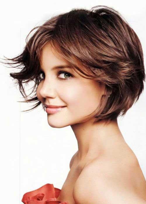 Short Layered Hair-16