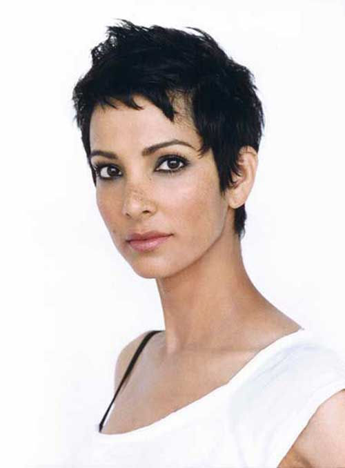 Short Spiky Pixie Cuts-16