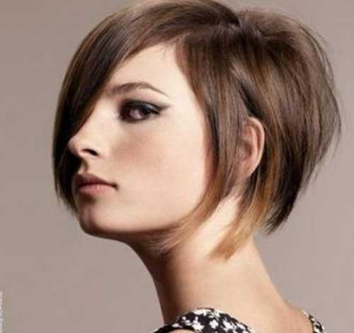 Cute Short Haircuts 2014-17