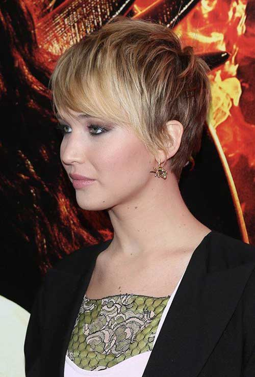Short Hair Color Trends 2015-17
