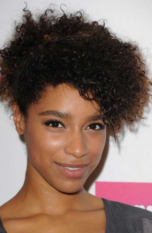 Short Haircuts for Black Women 2015-17