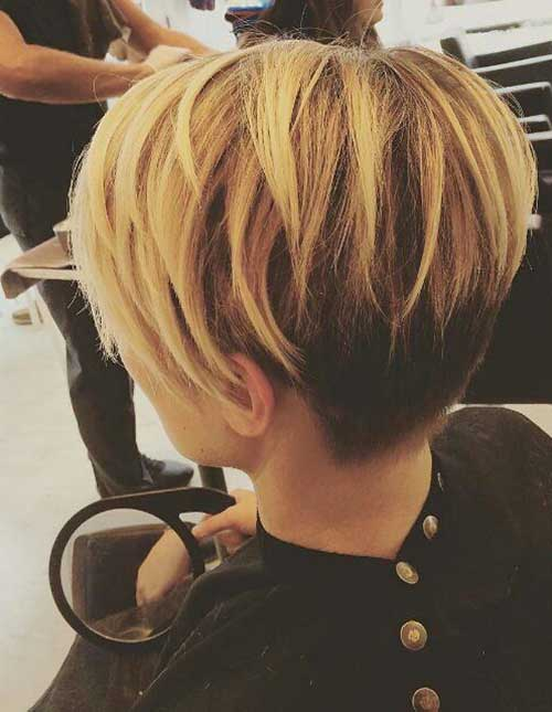 Short Length Hair Styles-17