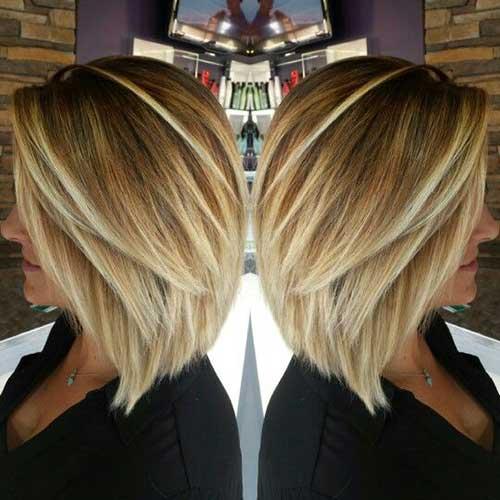 Styles for Short Hair-17