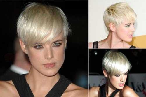 Celebrity Short Hair-18