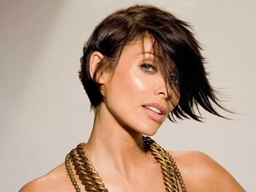 Cute Hairstyles for Short Hair-18