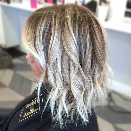 Long Bob Ombre Hair-18