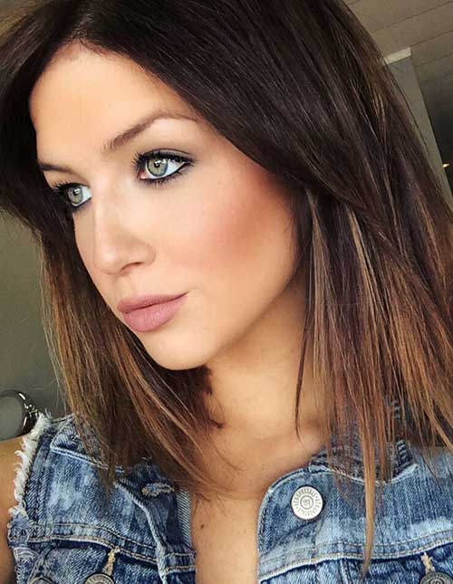 Short Hair Color Trends 2015-18