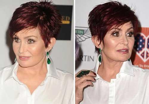 Short Hair For Women Over 50-18