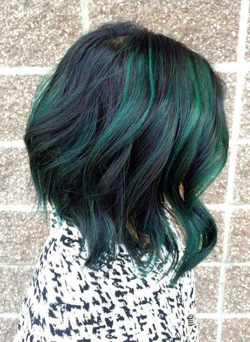 Color For Short Hair-19