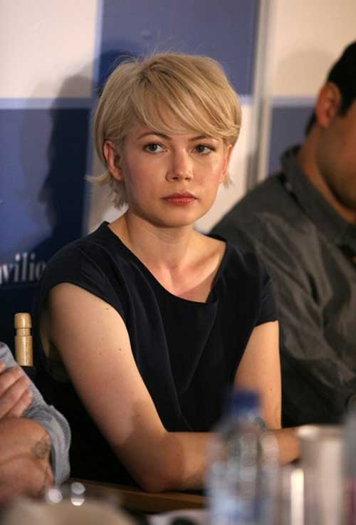 20 Michelle Williams Pixie Cuts | Short Hairstyles 2017 ...