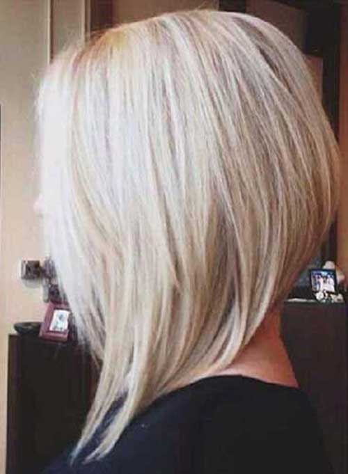Short Blonde Hair-19