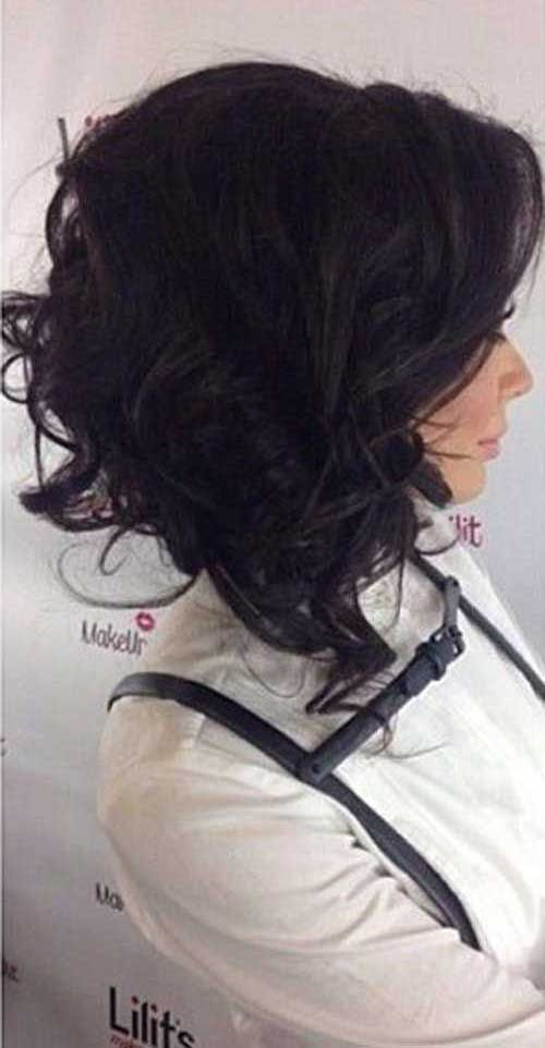 Short Curly Hairstyles 2015-19