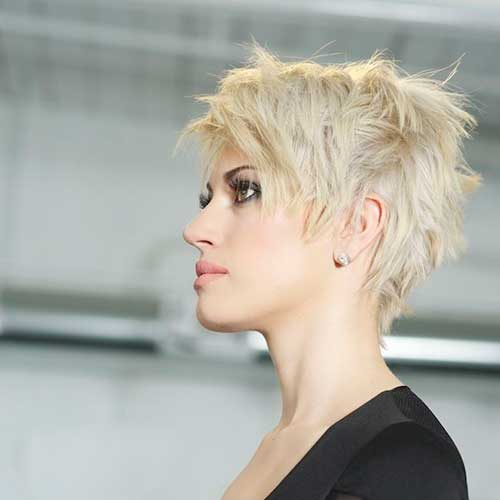 Short Hair Color Trends 2015-19