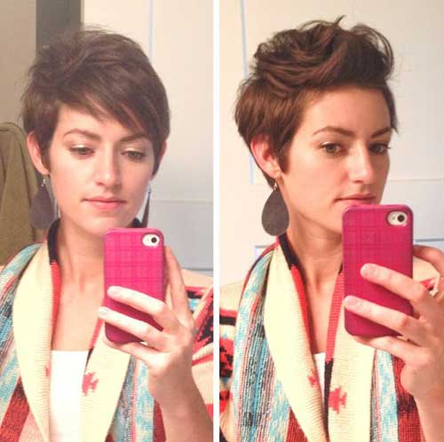 Short Hair Cut Styles-19