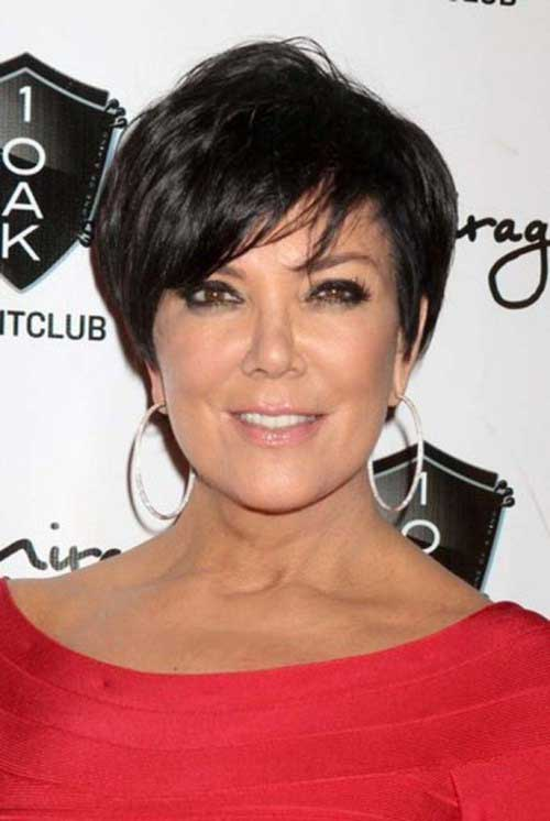Short Hair For Women Over 50-19