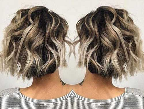 Styles for Short Hair-19