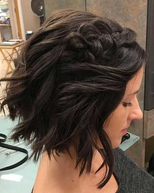 Cute Short Hairstyles For Girls-20