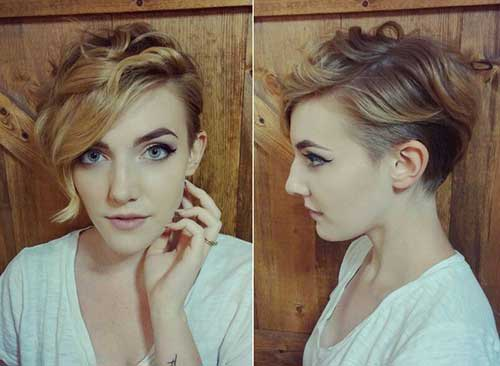 Short Curly Hairstyles 2015-20