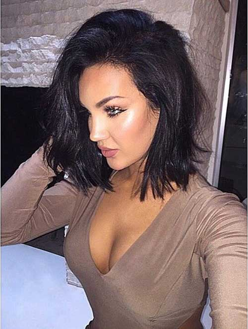 Short Dark Haircuts-20