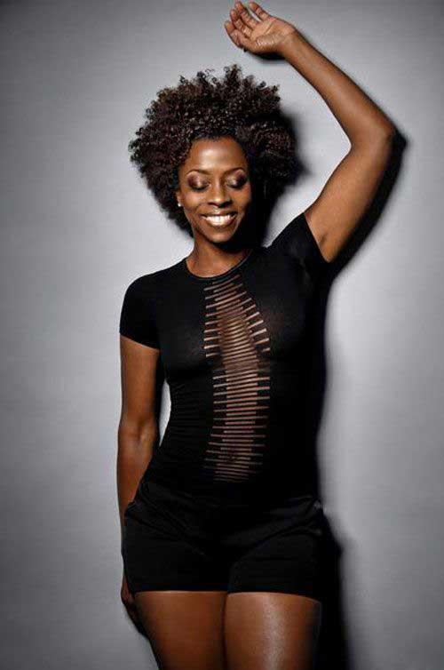 Short Hairstyles For Black Women 2015-20
