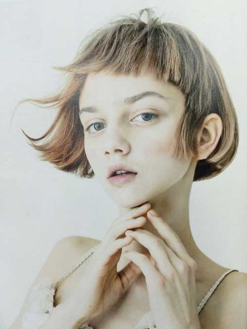 Image Result For Cute Braids For Short Hair Pinterest